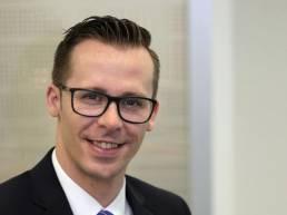 Torsten Eickhoff (Filialleiter der Sparda-Bank West in Aachen)